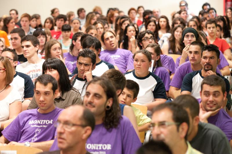 Participantes y organizadores de CONFLUENCIAS 11