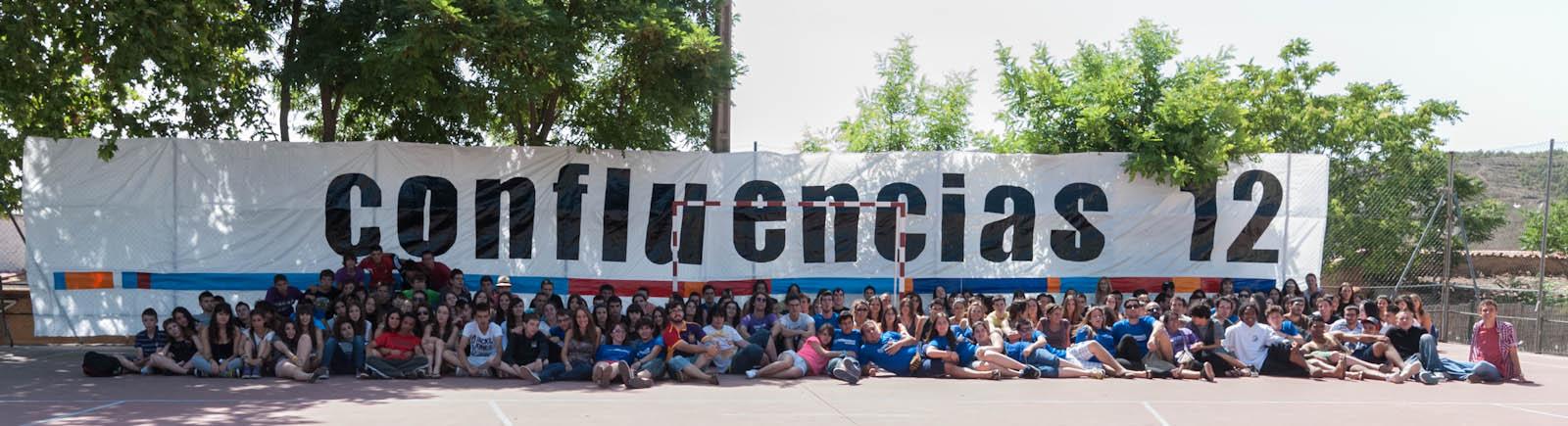 Clausura de Confluencias 2012 EEMM