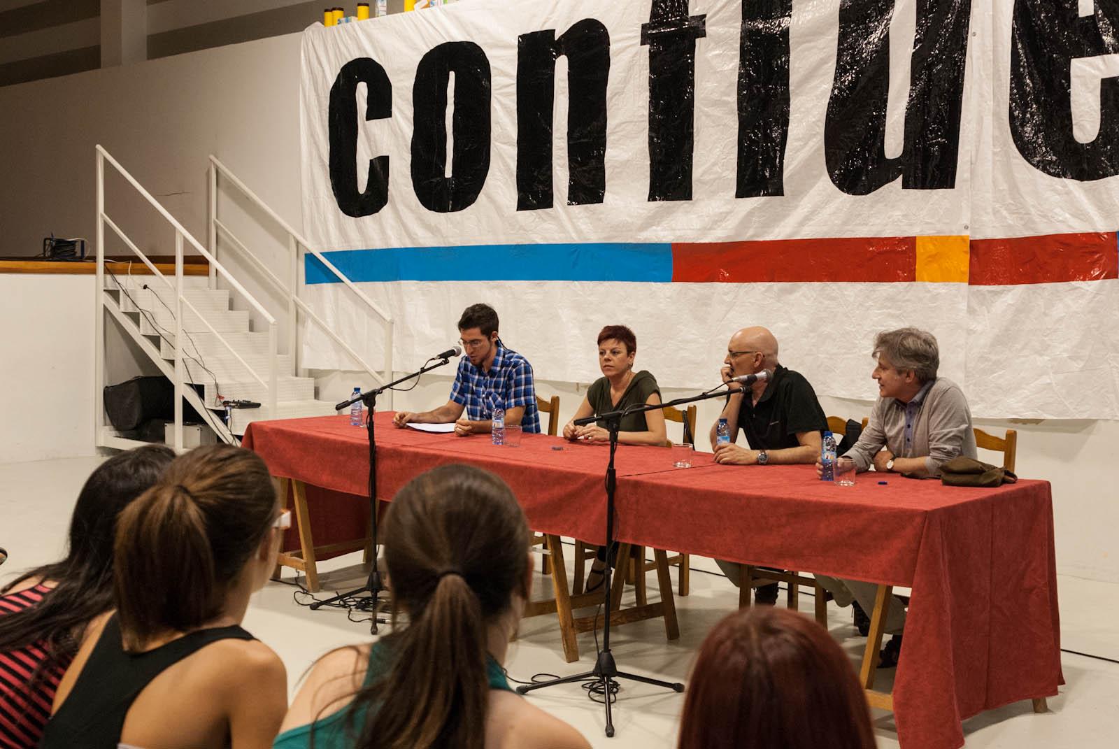 Elena Cárdenas, Gaizka Urresti, Miguel Mena
