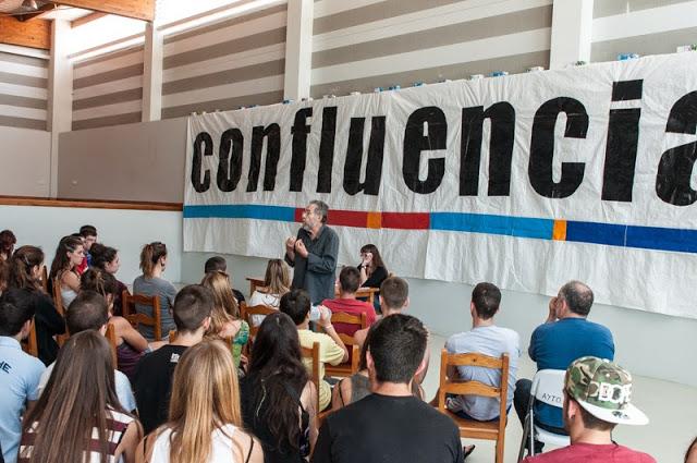Pedro Arrojo, Premio Goldman, habla de la Nueva Cultura del Agua en Conflu14